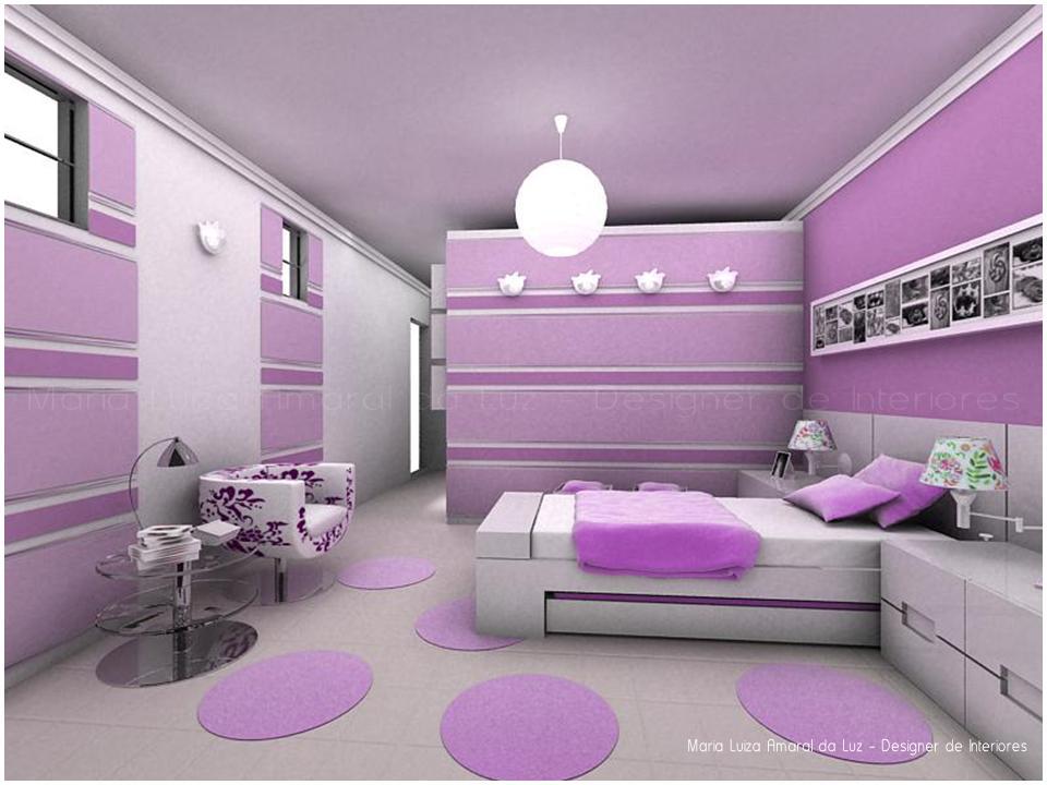 Dicas para decorar quarto de menina  Arteblog