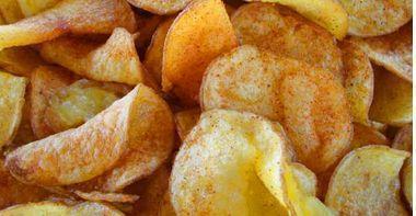 batata frita microondas