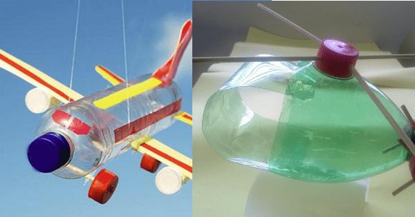 Sugestões Para Fazer Brinquedos Com Materiais Recicláveis Passo A