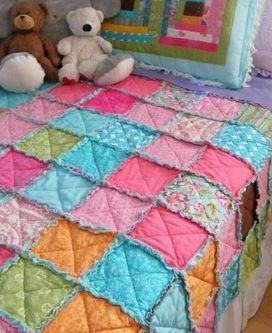 Linda colcha de patchwork veja o passo a passo arteblog - Colchas de patchwork hechas a mano ...
