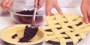 massa para torta básica