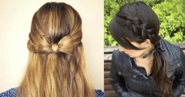 Seleção De Lindos Penteados Com Passo A Passo Confira