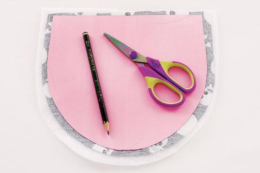 Bolsa De Tecido Tiracolo Passo A Passo : Bolsa tiracolo passo a com moldeu arte