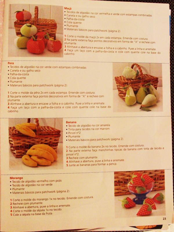frutas de tecido 03