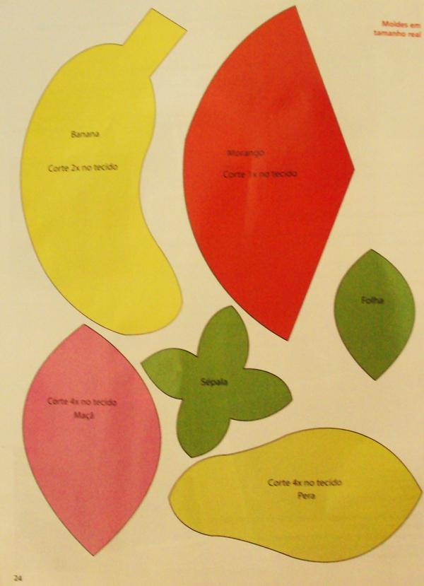frutas de tecido 04