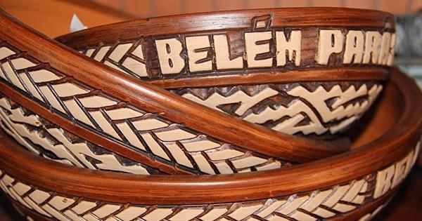 Adesivos Para Onibus De Turismo ~ Conheça as lindas peças de artesanato feitos no Pará Arteblog