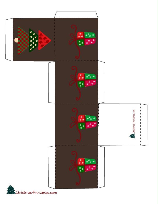 Caixinha Natal11