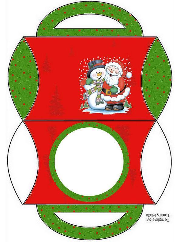 Caixinha Natal2