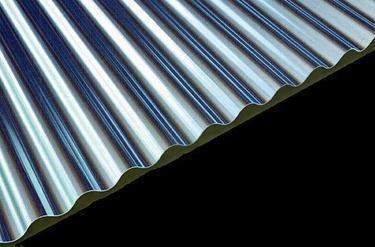 Telha aluminio