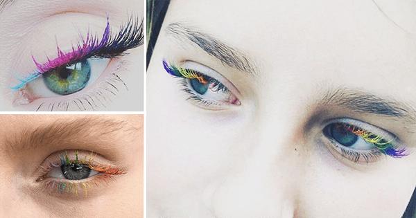 cilios-arco-iris