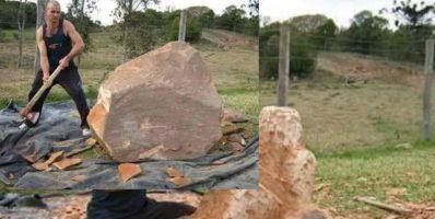pedra-esculpida