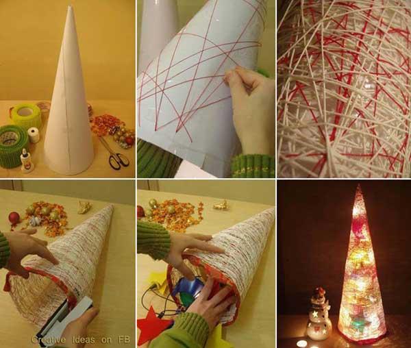 13 artesanatos para fazer com crian as para o natal arteblog. Black Bedroom Furniture Sets. Home Design Ideas