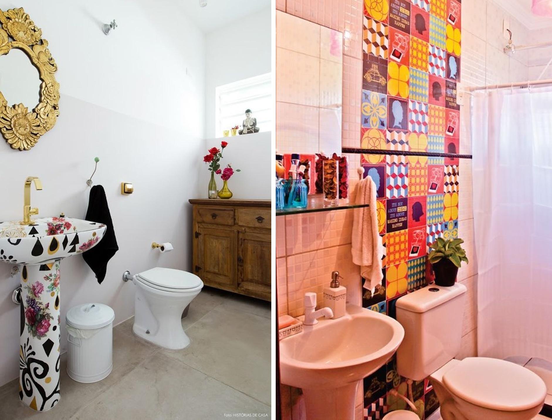 Ideias Criativas Para Decorar Apartamento Alugado Arteblog ~ Customização De Objetos Decorativos Para Quarto